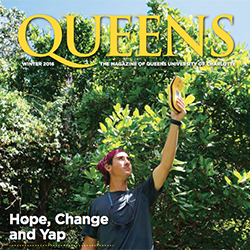 Queens Magazine Yap